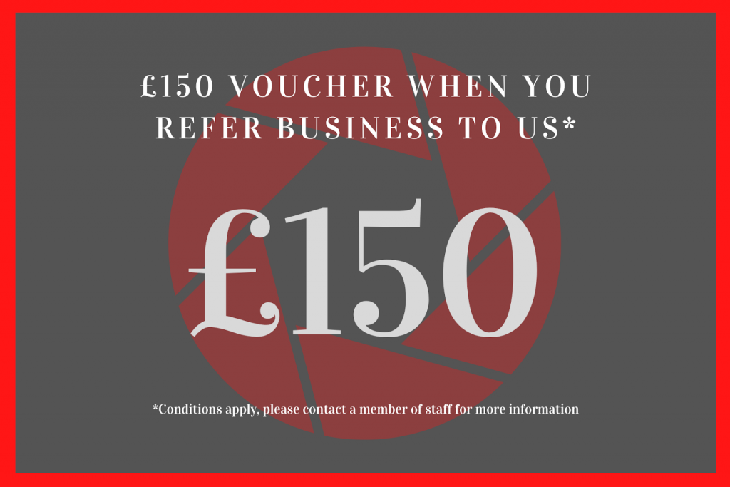 referral voucher for office space in Leeds